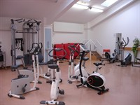Physiotherapy Gym at William Harvey Hospital
