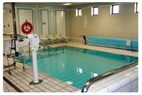 Hydrotherapy Pool William Harvey Hospital