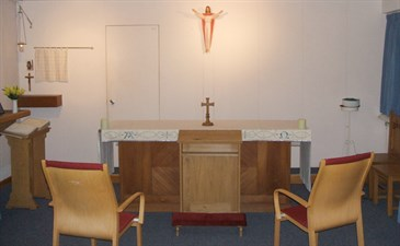 Chapel at Kent and Canterbury Hosptial