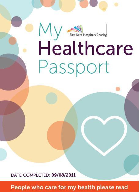 My Healthcare Passport