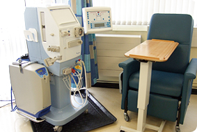 Image of Haemodialysis at home