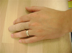 Hand Therapy Compression Bandaging