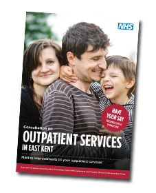 Consultation on Outpatient Services in east Kent