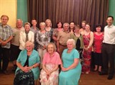 Members of the East Kent Melanoma Group