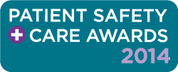 Patient Safety and Care Awards 2014