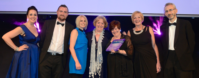 EKHUFT and Kent & Medway Social Care Partnership Trust were joint winners of the Patient Safety in Hospital Care Award
