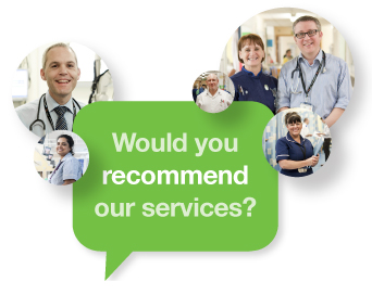 Would you recommend our services?