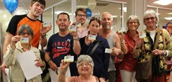 Thanet Deaf Club launch new BSL cards