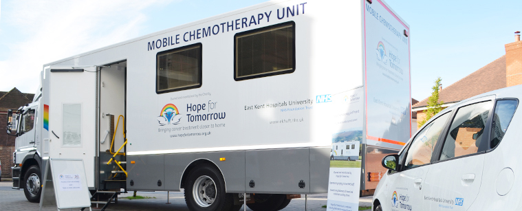 Mobile Chemotherapy Unit