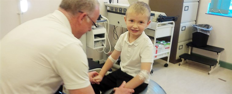 £250,000 research grant for Haemophilia