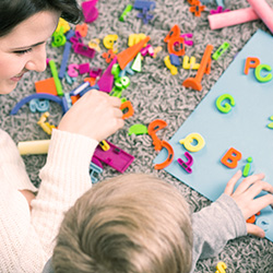 Child Speech and Language Therapy
