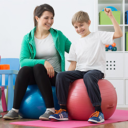 Children Physiotherapy