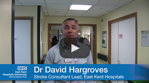 Watch the video on temporary changes to stroke care on You Tube