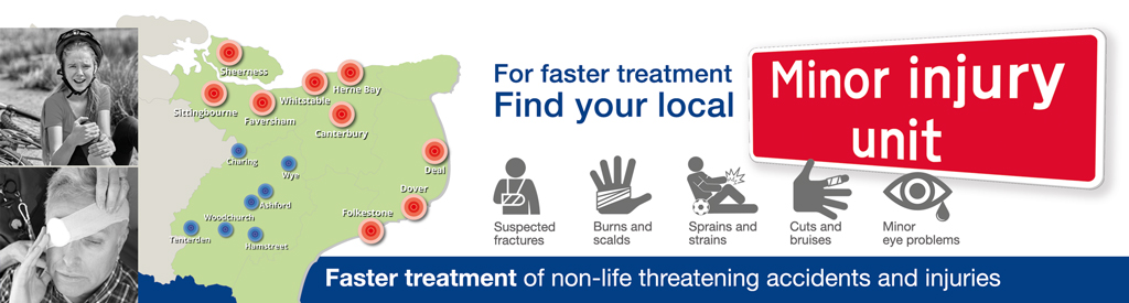 Find your local Minor Injury Unit