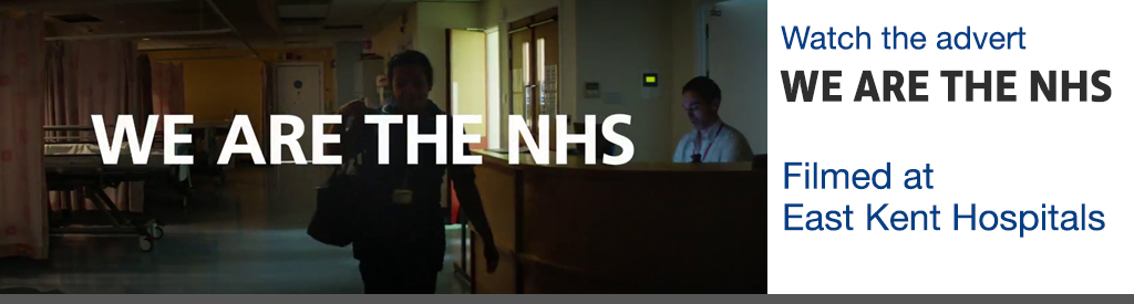 We are the NHS - watch the advert
