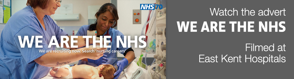 We are the NHS campaign