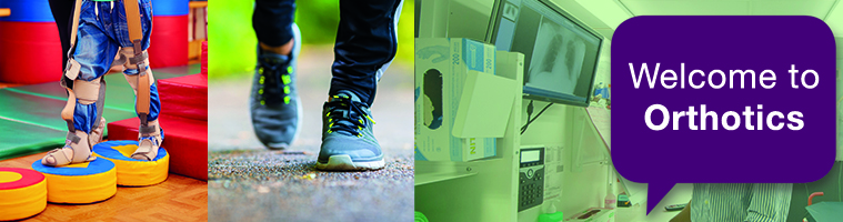 Orthotics Web Header
