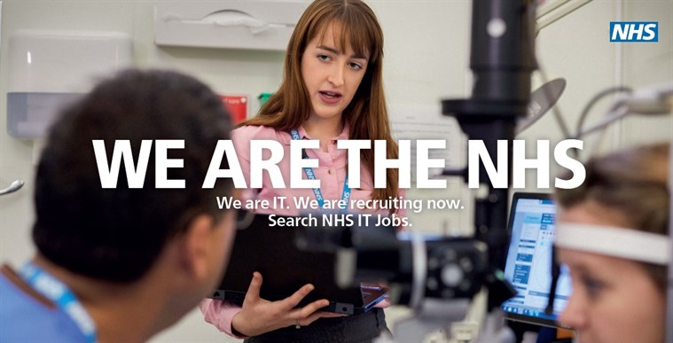 Hannah Gowers OpenEyes We Are the NHS advert