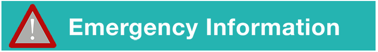 Haemophilia emergency information