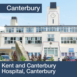Apply for a position at Kent and Canterbury Hospital