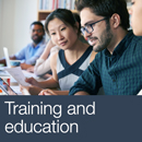 Visit our Training and Education page
