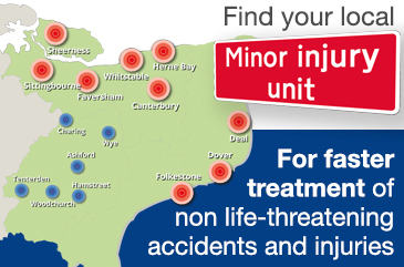 Find your local Minor Injuries Unit