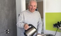 Avatar of Stuart Sayer making a cup of tea